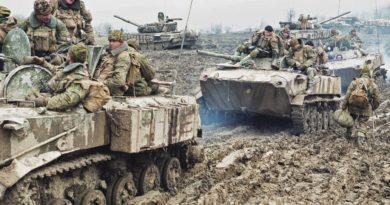 Этот день в истории. Начало первой Чеченской войны