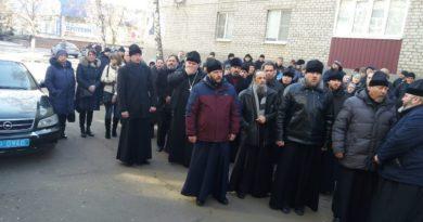 На митрополита из Славянска завели дело о сепаратизме