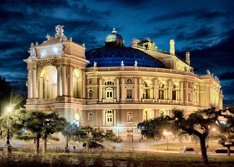 одесский оперный театр фото участникам, около ста