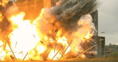 Причина взрывов в Донецке — самодельные взрывные устройства, — СЦКК (+ВИДЕО, ФОТО)