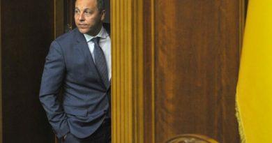 «Нужно вывернуть его наизнанку»: Портнов подаёт заявление на Парубия по 2 мая в Одессе