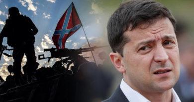 Сергей Лебедев (Лохматый).  Украинский план «Б» по Донбассу легко станет планом «Ж»