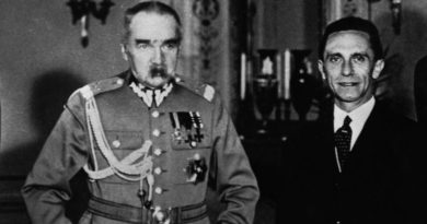 Олег Хавич. Этот день в истории. 26 января: подписан «пакт Пилсудского-Гитлера»
