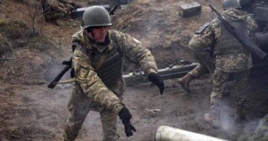МОЛНИЯ: Донецк под мощным обстрелом, обострение по всей линии фронта