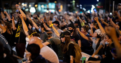 Андрей Николаев.Протесты в США: ситуация стала непредсказуемой