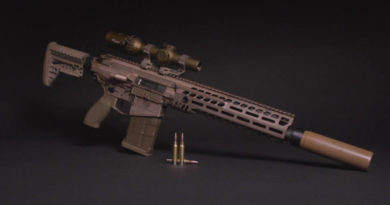 Начались поставки стрелкового оружия нового поколения в Армию США