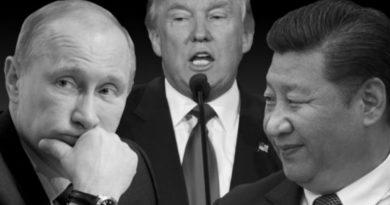 Игорь Немодрук.  Россия не повелась -в МИДе РФ заявили, что не собирается присоединяться к G7 без Китая