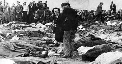 Венедикт Сергеев.11 июля день памяти жертв Волынской резни