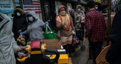 New York Times: Каждый шестой обитатель города не может позволить себе еду