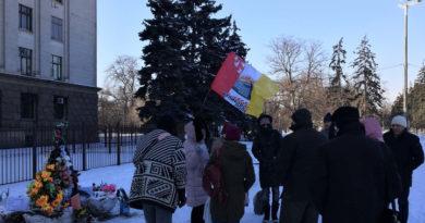 17 января. Митинг на Куликовом поле