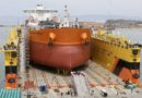 Хроники страны -«бензоколонки».На судоверфи «Звезда» заложен танкер типа «Афрамакс» «Академик Ивантер»