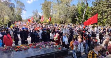 Одесса. 9 мая
