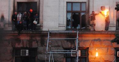 Виталий Диденко.Алексей Албу: Западные дипломаты слушают, но не хотят слышать правду о трагедии 2 мая