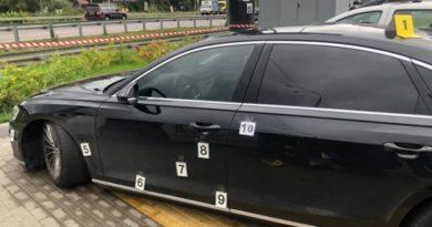 «Кошелек Зеленского». Кто такой Сергей Шефир, в машину которого стреляли сегодня под Киевом