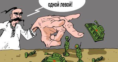 Юрий Селиванов: Одна, но пламенная страсть…